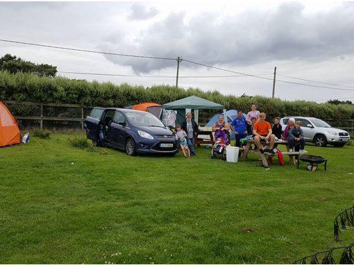 Tents / Touring Caravans / Campervans / Motorhomes – Campers