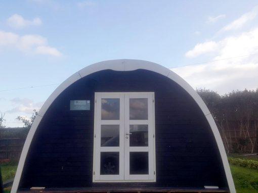 Log Cabins & Pods – Cabin 1