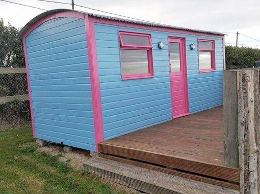 Log Cabins & Pods – Cabin 2