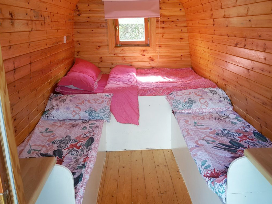 Cabin 3 Interior - Lynders Mobile Home Park - Portrane/ Donabate, North County Dublin, Fingal