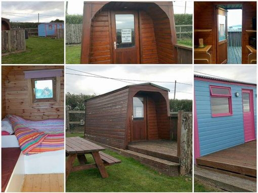 Log Cabins & Pods – Collage 2